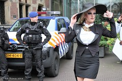 Protest tegen anti-LHBTI geweld in Den Haag (Bobtom Foto) Tags: lhbti coc protest plein denhaag