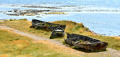 3 Old Boats (gcobb84) Tags: boats old seascape shore water three beach