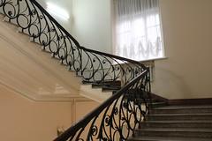 Историческая лестница, которой более 100 лет