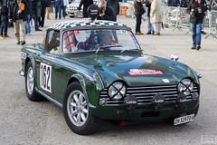 Monte-Carlo Historique 008 (Escursso) Tags: 162 1968 2019 22e barcelona barcelone catalonia catalunya cotxes fia historique montecarlo tr5 triumph cars classic historic motorsport racing rally rallye spain