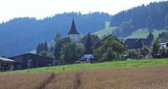 DSC05657 (ursrüegsegger) Tags: linden juli august getreideernte bauernhöfe landschaft regenbogen
