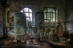 the water-processing unit (Foto_Fix_Automat) Tags: industry indoor photography urbanexploring urbex urbanphotography urban urbanexploration urbanfotografie urbexphotography abandoned abandonedplaces abandonedfoto decay deutschland eastgermany lostplaces
