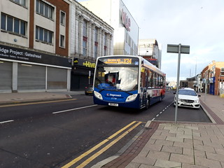 Stagecoach South Shields 27738