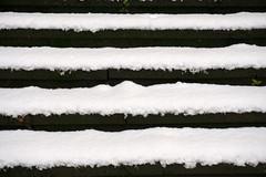 Verschneite Stufen - Snowy Steps (hermann.kl) Tags: stufen treppe