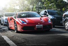 Ferrari 488 GTB (Pandolfiphotos) Tags: carros car cars carro brasil autos bmw audi o veiculos instacar a volkswagen chevrolet ferrari ford auto honda motor supercars mercedes rebaixados grandi porsche n luxury moto fixa toyota bhfyp
