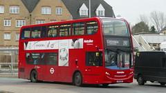 Total Metroline Invasion (londonbusexplorer) Tags: metroline travel adl enviro 400 hybrid teh1232 lk61bku 292 borehamwood rossington avenue colindale superstores tfl london buses
