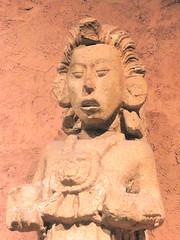 Pompadour (edenpictures) Tags: sculpture statue newyorkcity nyc manhattan mesoamerican precolumbian art nativeamerican americanmuseumofnaturalhistory amnh naturalhistorymuseum museum upperwestside