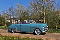 DeSoto Diplomat Convertible 1950 (8512) (Le Photiste) Tags: clay desotodivisionofthechryslercorporationhighlandparkmichiganusa desotodiplomatconvertible cd 1950 desotoseriess14diplomatconvertible simplyblue americanluxurycar americanconvertible oddvehicle oddtransport rarevehicle rondjegaasterlandthenetherlands thenetherlands afeastformyeyes aphotographersview autofocus artisticimpressions alltypesoftransport anticando blinkagain beautifulcapture bestpeople'schoice bloodsweatandgear gearheads creativeimpuls cazadoresdeimágenes carscarscars canonflickraward digifotopro damncoolphotographers digitalcreations django'smaster friendsforever finegold fairplay fandevoitures greatphotographers groupecharlie peacetookovermyheart hairygitselite ineffable infinitexposure iqimagequality interesting inmyeyes livingwithmultiplesclerosisms lovelyflickr myfriendspictures mastersofcreativephotography niceasitgets photographers prophoto photographicworld planetearthbackintheday planetearthtransport photomix soe simplysuperb slowride showcaseimages simplythebest simplybecause thebestshot thepitstopshop themachines transportofallkinds theredgroup thelooklevel1red perfectview vividstriking wow wheelsanythingthatrolls yourbestoftoday oldtimer