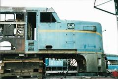 MEX13 FCP PA4 18 (stevenjeremy25) Tags: ferromex fxe fnm mexico train railway railroad fcp pacifico alco pa 18 atsf dh empalme