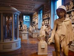 355/365: marble serenity (Michiko.Fujii) Tags: marble sculpture walkerartgallery artgallery statue statuesque bodylanguage figures