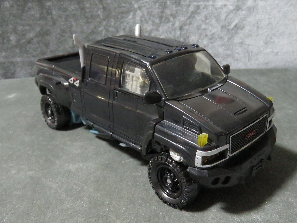 2007 Gmc Topkick C4500 Ironhide