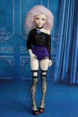 IMG_9267-2 (Elena_art) Tags: msd minifee mod chloe custom fairyland pastelgoth bjd etsy