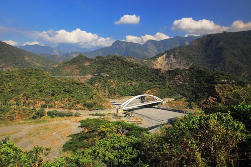台灣-高雄茂林萬山山景
