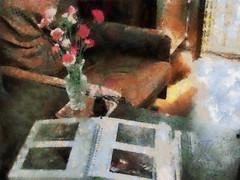 Мартовское солнце / März Sonne / Soleil de mars / March sun (tatiana.ch) Tags: натюрморт стилизация фотоживопись фото2012 натюрмортцветочный dap painting phototopainting ownphoto stilllife naturemorte cezanne