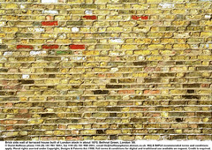 """brick wall 1 (hoffman) Tags: background brick building cement clay horizontal mortar pointing stock texture wall davidhoffman wwwhoffmanphotoscom london uk davidhoffmanphotolibrary socialissues reportage stockphotos""""stock photostock photography"""" stockphotographs""""documentarywwwhoffmanphotoscom copyright"""