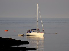 Yacht  Moelfre, Anglesey, North Wales July 7Th 2018 (mrd1xjr) Tags: yachtmoelfre anglesey northwalesjuly7th2018