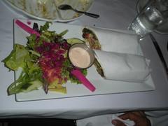 chicken shish from Urfa Bistro (Danny / ixfd64) Tags: ixfd64 nikon coolpix food