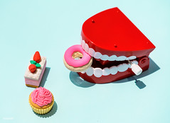 Wind up chattering teeth toy (Rawpixel Ltd) Tags: moth artificial background blue bright cake chattering chatteringteeth childish children chocolate clinic closeup colorful cupcake cute decoration dental dentistry denture dessert donut dummy eating education fake fakefood food gum handmade health hygiene isolated jaw laughing medical mini miniature model mouth name oral plastic red retro small smile sweets tasty teeth tooth toy wallpaper white windup winduptoy yummy