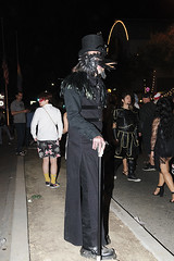 013 (morgan@morgangenser.com) Tags: westhollywood halloween 2018 weho carnival costumes crazy funny bizarre sexy naked lingerie donaldtrump stormydaniels photobymorgangenser scarytights exposing flashing photographers colorful lgbt dressingup dessingdown