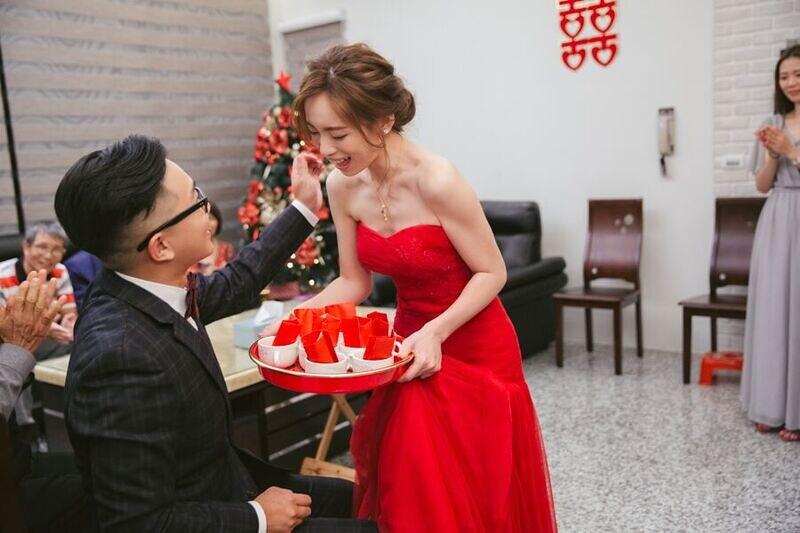 婚禮造型 Fanny 新娘秘書@香草菲菲