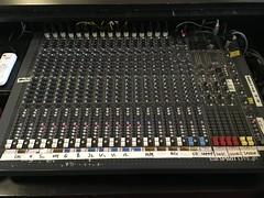 Soundcraft Spirit Mixer (basswulf) Tags: ipadpro unmodified 43 image:ratio=43 permissions:licence=c 20181125 201811 4032x3024 mixer mixingdesk sounddesk soundcraft spirit