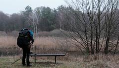 Get Ready (Gerrit Berlin) Tags: brandenburg fujixt3 germany natur urlaub backpacking nature trekking wandern wandertag winter cold wet nass einsam ruhe silent foggy fog outdoor fujiberlin fujifilm fujinon fujifilmde fujixseries fujijedi outdoorphotography photographer