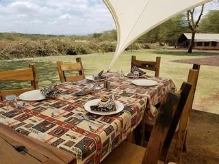 Africa Safari Lake Manyara restaurant
