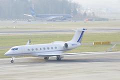 Untitled Gulfstream Aerospace G650ER (G-VI); N651XA@ZRH;21.01.2019 (Aero Icarus) Tags: zrh zürichkloten zürichflughafen zurichairport lszh plane aircraft flugzeug avion