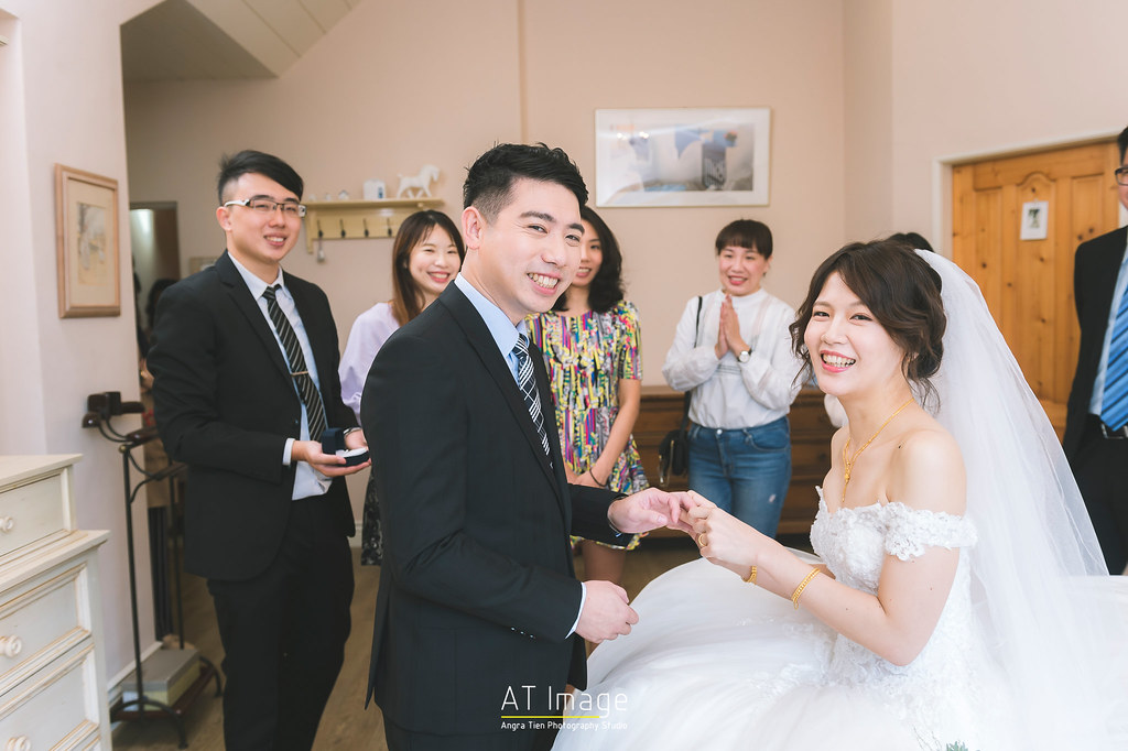 <婚攝> 駿達 & 詠晴 / 綠光花園