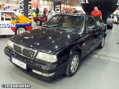 Lancia Thema Turbo 16v LX (Adrian Kot) Tags: lancia thema turbo 16v lx