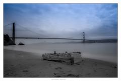 San Francisco - Kirby Cove (Oguzhan Amsterdam) Tags: san francisco kirby cove california united states america usa golden gate bridge outdoor beach nikon nikond800 nikkor2470 travel wanderlust oguzhan photography