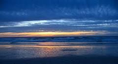 Dusk light (afagen) Tags: california pacificgrove asilomarstatebeach montereypeninsula asilomar beach pacificocean ocean sunset dusk