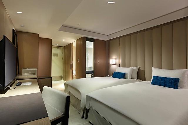 台北の日系ホテル:ホテル ロイヤル ニッコー 台北