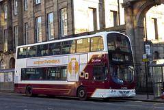 Repaint with Blinds... (SRB Photography Edinburgh) Tags: lothian buses 15 edinburgh volvo v9 repaint uk bus