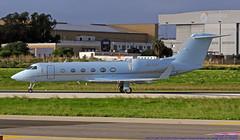 A6-FLH LMML 04-12-2018 Falcon Aviation Services Gulfstream G4500 CN 4155 (Burmarrad (Mark) Camenzuli Thank you for the 18.9) Tags: a6flh lmml 04122018 falcon aviation services cn gulfstream g4500 4155