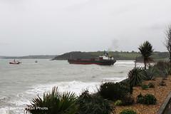 Kuzma Minin - 7 (Kernow Rail Phots) Tags: kuzmaminin russian 16000 ton cargo ship freighter falmouth cornwall kernow 18122018 gales rain heavyseas ap tugs ships boats