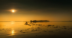 Winter Sun Over Rough Island (RonnieLMills 6 Million Views. Thank You All :)) Tags: rough island islandhill high tide strangford lough winter sun reflections stone causeway submerged water ripples comber newtownards county down northern ireland wintersunoverroughisland ronnielmills