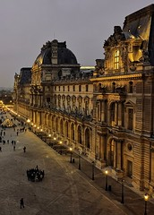Musée du Louvre (gregory.tetsios) Tags: musée muséedulouvre louvre france paris architecture huaweicltl29 huaweip20pro