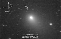 46P-Wirtanen 2019-Jan-11 05:45:20 UTC (cbellh47) Tags: comet wirtanen