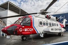 Sikorsky S-92A - 03 (NickJ 1972) Tags: farnborough trade air show airshow 2018 aviation sikorsky s92 gmcgh