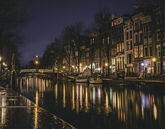 From Bruxelles to Amsterdam (Oash_Dany) Tags: amsterdam canals de krijtberg holland longexposure nightshot bruxelles belgium reflection night shadows sonyalpha coast clouds cloudy beautiful colors sony outside seaside cloud color paysage waves nuvole day dynamic long exposure roccia