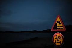 Morning at Hjuvik's steamboat pier (detail) (Thomas Barregren) Tags: morning light
