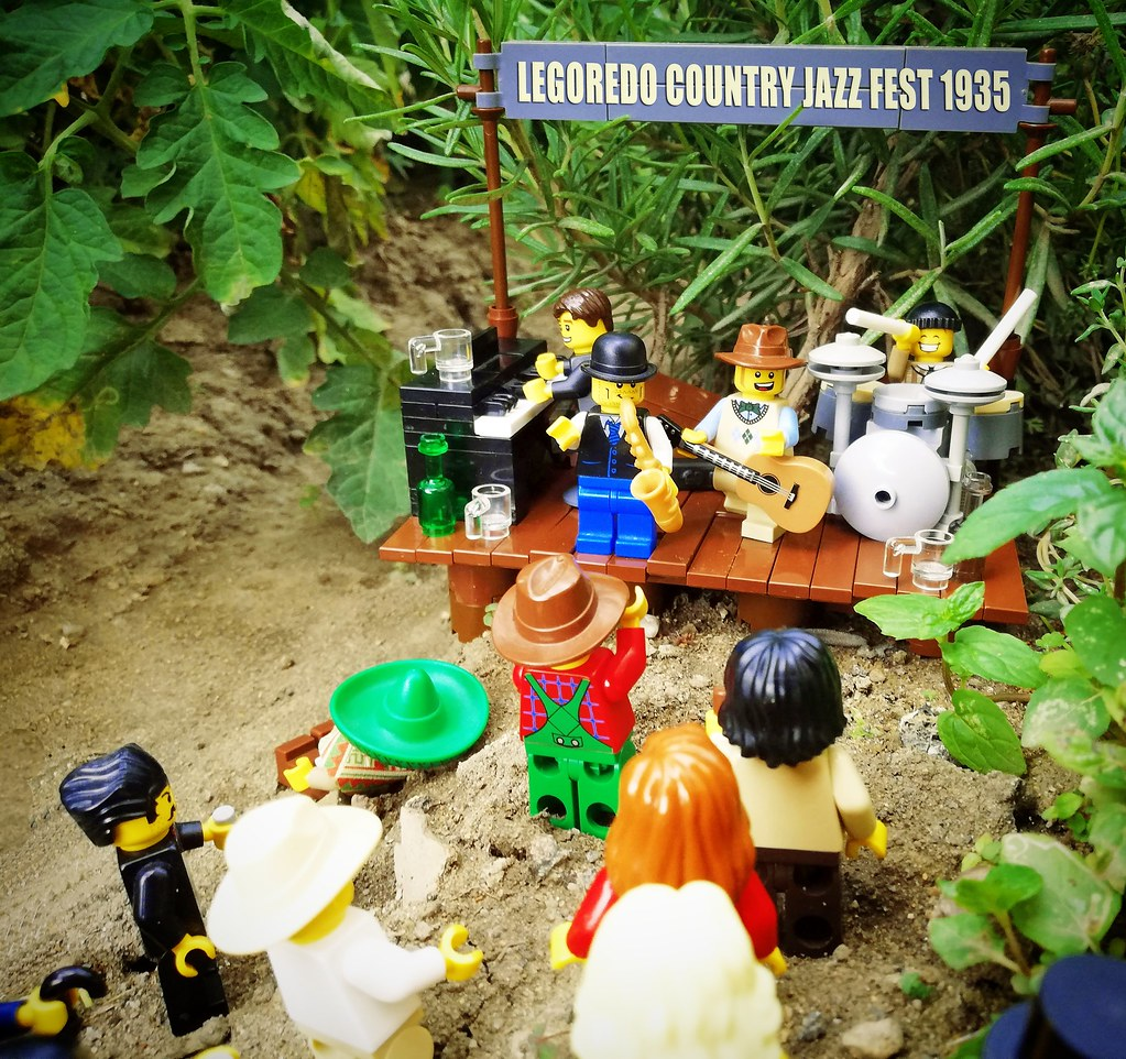 The Worlds Best Photos Of Jazz And Lego Flickr Hive Mind