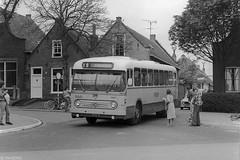 Een bolramer in oud-West (Tim Boric) Tags: terschelling west burgemeesterreedekerstraat molenstraat bus autobus fram leyland werkspoor bolramer 4887