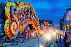 The Neon Museum (Las Vegas, Nevada) (@CarShowShooter) Tags: geo:lat=3617645372 geo:lon=11513541585 geotagged nevada unitedstates usa theneonmuseumlasvegas neonboneyard neonmuseum 18200 18200mm a6500 art artmuseum attraction beautiful bluehour businesssign casino casinosign cityoflasvegas clarkcounty clarkcountynevada clarkcountynv collection destination dusk exhibit gorgeous historicneonsigns historicsigns httpsenwikipediaorgwikineonmuseum httpswwwneonmuseumorg landmark lasvegas lasvegasattraction lasvegaslights lasvegasnv lasvegasphotography lasvegassigns lasvegasstrip lightprojectionexhibit lightedsign museum neon neonsign neonsignmuseum nevadatourism northgallery outdoorexhibition publicart sightseeing sign sony sonya6500 sonyalpha6500 sonye18200mmf3563oss sonymirrorless sonyα6500 theneonmuseum touristattraction travel travelblogphoto travelphotography vacation vacationphoto vegas