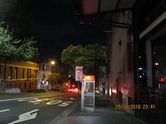 DARLO (RubyGoes) Tags: darlinghurst sydney nsw australia lights trees red orange street windows
