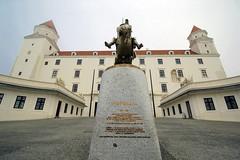 Bratislava Castle (albireo 2006) Tags: bratislavskýhrad bratislavacastle bratislava slovakia castle