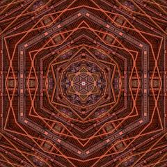 golden gate steel squared (pbo31) Tags: kaleidoscopic sanfrancisco california nikon d810 color kaleidoscope art november 2018 boury pbo31 goldengatebridge squared orange steel square 101 bridge fortpoint presidio