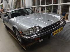 1986 Jaguar XJ-S V12 (harry_nl) Tags: netherlands nederland 2018 eindhoven pietheineek jaguar xjs v12 pp69gb sidecode4 xcar