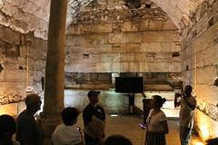 Western Wall Tunnels (dremle) Tags: israel jerusalem templemount